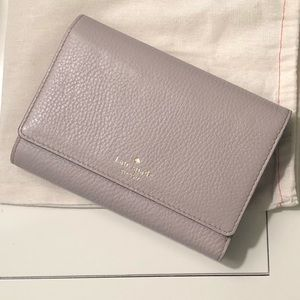 Kate Spade Soft Taupe Wallet